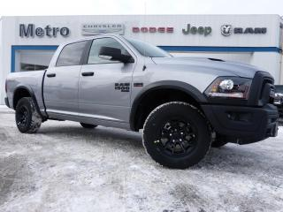 New 2021 RAM 1500 Classic Warlock for sale in Ottawa, ON