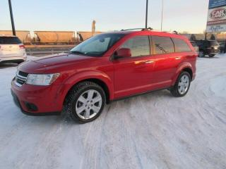 Used 2014 Dodge Journey AWD 4dr R-T-7 Passenger for sale in Winnipeg, MB