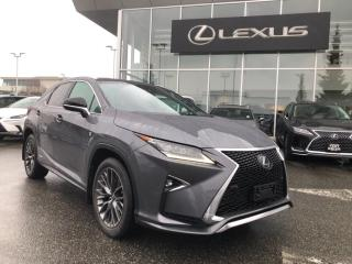 Used 2019 Lexus RX 450h / F Sport #3, NO Accidents, ONE Owner, Local for sale in North Vancouver, BC