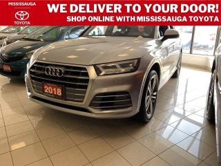 Used 2018 Audi Q5 AWD Progressiv for sale in Mississauga, ON
