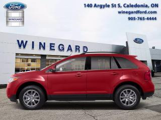 Used 2013 Ford Edge SEL for sale in Caledonia, ON