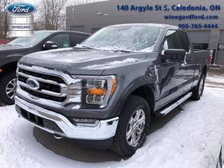 New 2021 Ford F-150 for sale in Caledonia, ON