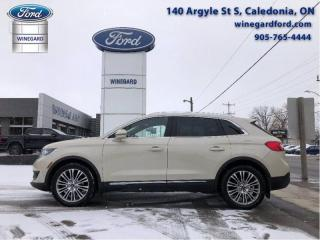 Used 2018 Lincoln MKX Reserve for sale in Caledonia, ON