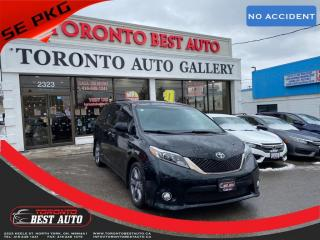 Used 2017 Toyota Sienna SE 8-Pass FWD for sale in Toronto, ON