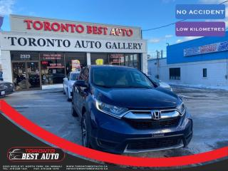 Used 2017 Honda CR-V AWD  LX|NO ACCIDENT|LOW KM|HEATED SEATS|BLUETOOTH for sale in Toronto, ON