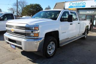 Used 2015 Chevrolet Silverado 2500 HD Sold for sale in Mississauga, ON