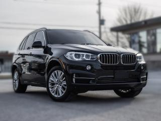 Used 2015 BMW X5 xDrive35i | NAV | PANOROOF | HEATED SEATS |PRICE TO SELL for sale in North York, ON
