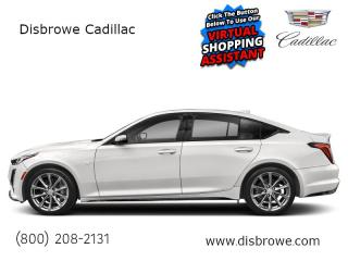 Used 2020 Cadillac CTS SPORT for sale in St. Thomas, ON