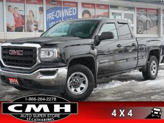 Used 2016 GMC Sierra 1500 Base  4X4 BLUETOOTH LINER TONNEAU for sale in St. Catharines, ON