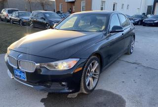 Used 2013 BMW 3 Series 335i xDrive Sedan for sale in Oakville, ON