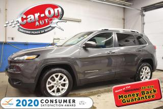 Used 2015 Jeep Cherokee NORTH V6 4X4 | REMOTE STARTER for sale in Ottawa, ON