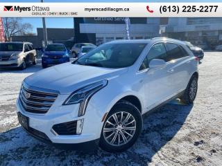 Used 2017 Cadillac XT5 Luxury  LUXURY, AWD, SUNROOF, NAV, WINTER AND SUMMER TIRES for sale in Ottawa, ON