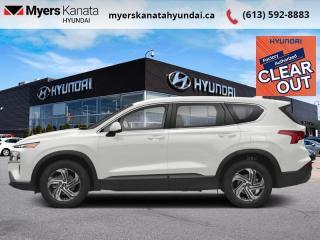 New 2021 Hyundai Santa Fe Essential  - $248 B/W for sale in Kanata, ON