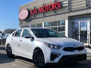 New 2021 Kia Forte Sedan EX+ IVT for sale in Peterborough, ON