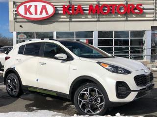 New 2021 Kia Sportage SX AWD for sale in Peterborough, ON