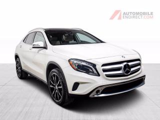 Used 2017 Mercedes-Benz GLA GLA250 Sport Pack 4Matic Cuir Toit Pano GPS Caméra for sale in St-Hubert, QC