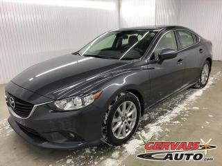 Used 2015 Mazda MAZDA6 GS Luxe GPS Cuir Toit Ouvrant Mags *Bas Kilométrage* for sale in Shawinigan, QC