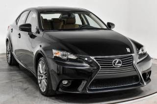 Used 2016 Lexus IS 300 IS 300 AWD CUIR TOIT for sale in St-Hubert, QC