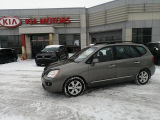 Used 2009 Kia Rondo EX **BANC CHAUFFANT** MAG **BLUETOOTH**PNEU HIVER for sale in Mcmasterville, QC