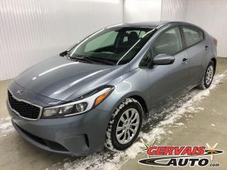 Used 2017 Kia Forte LX A/C *Bas Kilométrage* for sale in Shawinigan, QC