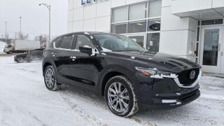 Used 2019 Mazda CX-5 GT w-Turbo Auto AWD for sale in Lévis, QC