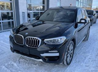 Used 2018 BMW X3 xDrive30i Sports Activity Vehicle for sale in Dorval, QC