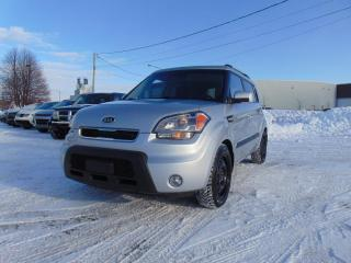 Used 2011 Kia Soul *****BURNER EDITION******MAGS ORIGINE*** for sale in St-Eustache, QC