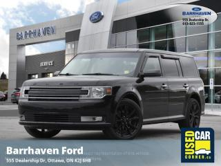 Used 2017 Ford Flex SEL for sale in Ottawa, ON