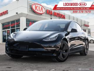 Used 2019 Tesla Model 3 FULL SELF DRIVING   CLEAN CARFAX for sale in Oakville, ON