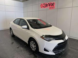 Used 2017 Toyota Corolla CE AIR for sale in Québec, QC