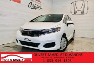 Used 2018 Honda Fit LX for sale in Blainville, QC