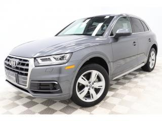 Used 2018 Audi Q5 TECHNIK 2.0T *BANG-&-O *BLIND SPOT *DRIVER-ASSIST for sale in St-Hubert, QC