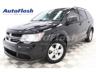Used 2015 Dodge Journey SE-PLUS 2.4L *5-PASS *A/C *CRUISE *RACK *MAGS for sale in St-Hubert, QC