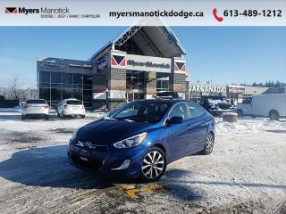 Used 2016 Hyundai Accent GL  - Sunroof -  Bluetooth - $87 B/W for sale in Ottawa, ON