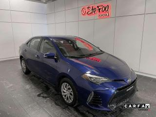 Used 2017 Toyota Corolla SE for sale in Québec, QC