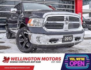 Used 2013 RAM 1500 Big Horn / Crew Cab / 4x4 / Hemi !! for sale in Guelph, ON