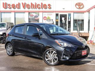 Used 2019 Toyota Yaris SE HEAT-SEATS REV-CAMERA ALLOYS for sale in North York, ON