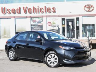 Used 2019 Toyota Corolla CE YES WE ARE OPEN! NOT A RENTAL! TOYOTA WARRANTY! for sale in North York, ON