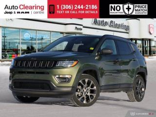New 2021 Jeep Compass Latitude for sale in Saskatoon, SK