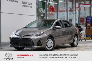 Used 2017 Toyota Corolla SE 2 SET DE PNEUS! CERTIFIE! TOIT OUVRANT! for sale in Lachine, QC