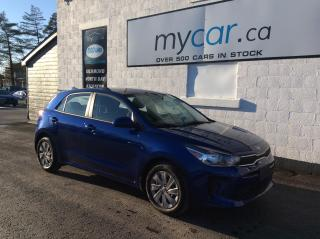 Used 2020 Kia Rio LX+ HEATED SEATS, BACKUP CAM, BLUETOOTH!! for sale in Kingston, ON