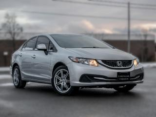 Used 2013 Honda Civic Sdn LX I AUTO I HEATED SEAT for sale in Toronto, ON