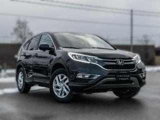 Used 2016 Honda CR-V EX-L I LEATHER I HEATED SEAT I BACK UP for sale in Toronto, ON