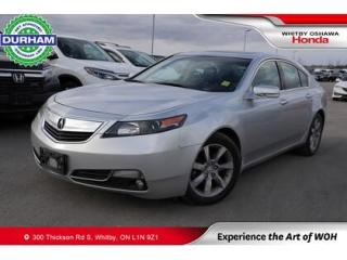 Used 2014 Acura TL 4dr Sdn Auto 2WD w-Tech Pkg for sale in Whitby, ON