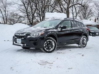 Used 2021 Subaru XV Crosstrek Convenience PKG with EyeSight, Automatic, 2.0 4Cyl,  Air for sale in Ottawa, ON