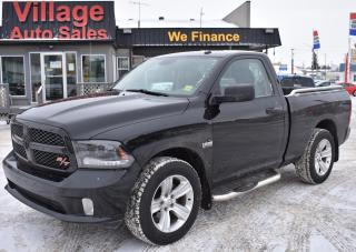 Used 2015 RAM 1500 ST BACK-UP CAMERA! CRUISE CONTROL! BLUETOOTH! for sale in Saskatoon, SK