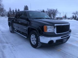 Used 2010 GMC Sierra 1500 SLE for sale in Winnipeg, MB