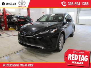 New 2021 Toyota Venza HYBRID XLE AWD for sale in Moose Jaw, SK