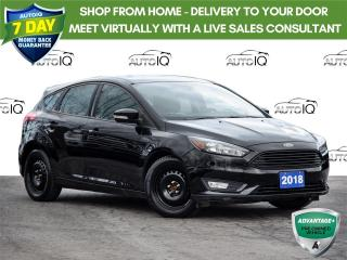 Used 2018 Ford Focus SEL WINTER TIRES | SUPER LOW KM'S | CLEAN CARFAX | VERY WELL MAINTAINED!!!! for sale in St Catharines, ON