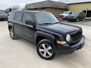 Used 2016 Jeep Patriot High Altitude,4WD for sale in Ridgetown, ON
